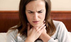 Почему могут появляться болевые ощущения в щитовидной железе?