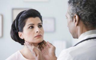 Особенности проведения пункции щитовидной железы