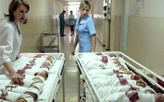 Что нужно знать о роддомах в России