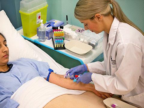 Анализ для выявления тироксина в крови