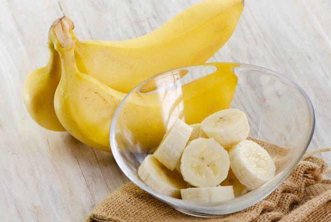 Бананы увеличевают уровень сератонина