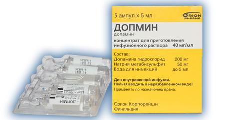 Допамин препарат