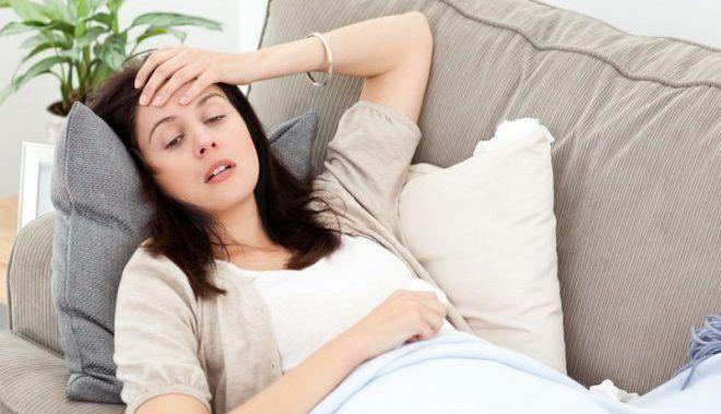Головная боль побоычный эффект от окситоцина