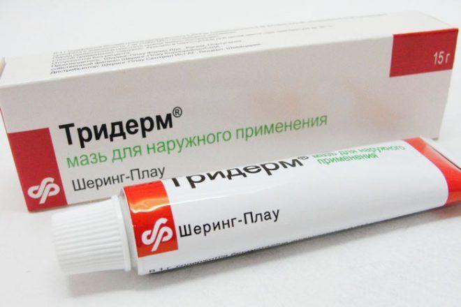 Гормональная мазь самая безопасная из всех препаратов