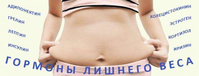 Гормоны лишнего веса