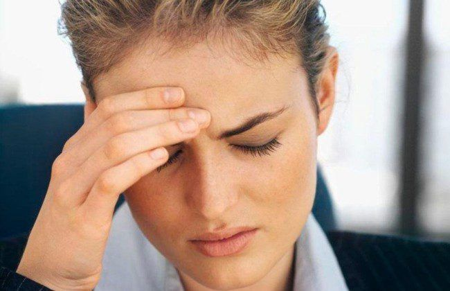 Из-за повышенного уровня прогестерона женщина ощущает вялость