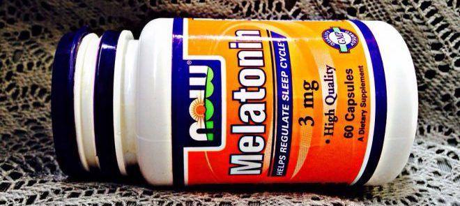 Мелатонин NOW