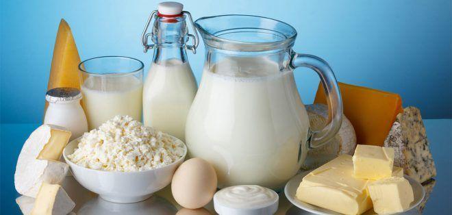 Молочные продукты для понижения тестостерона