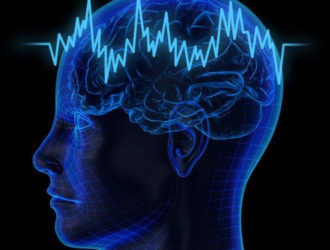 Нарушение нормальной работы мозга