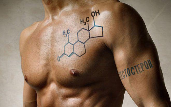 Норма гормона тестостерона у мужчин