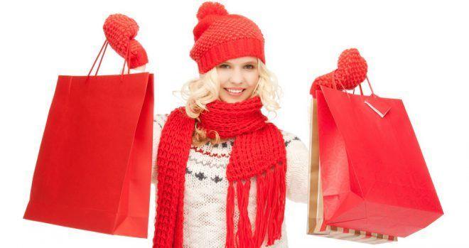 Покупки подарков