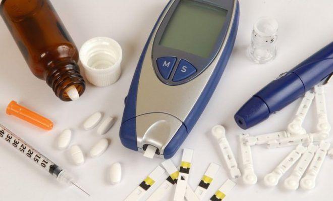 Препараты для человека с инсулинозависимым сахарным диабетом
