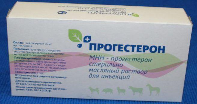Прогестерон для увеличения груди