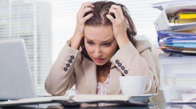 Психологическое состояние влияет на рост волос