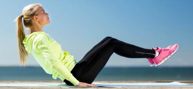 Регулярно заниматься упражнениями