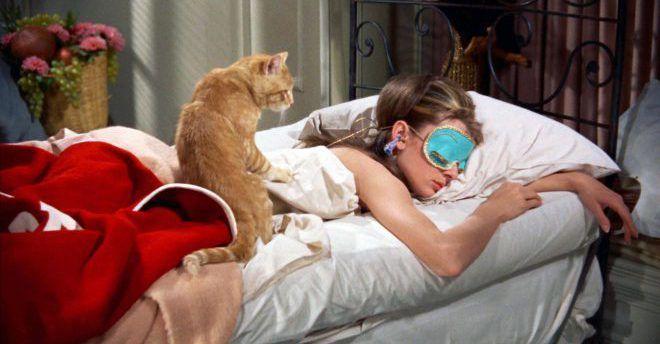 Спите достаточно много