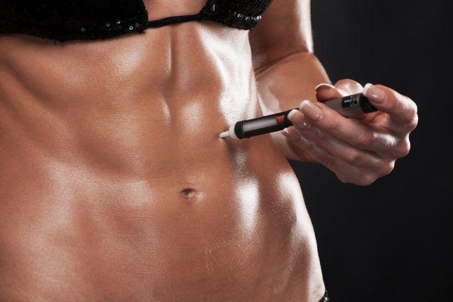Спортивное питание и гормон роста