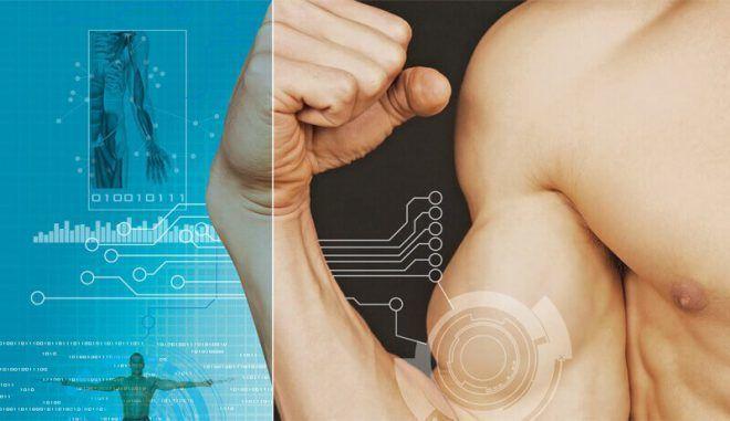 Усиление тела человека от гормона роста