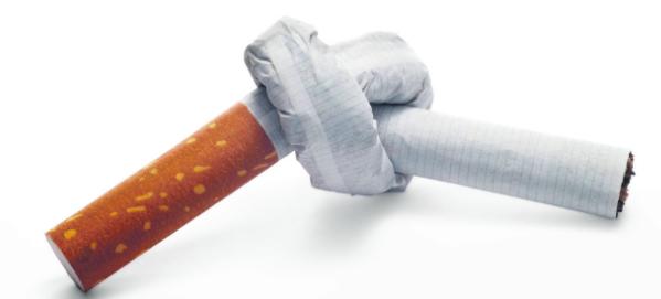 Воздержаться от курения