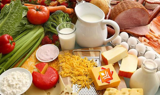 Злоупотребление белковой пищи вызывает повышает выработку СТГ