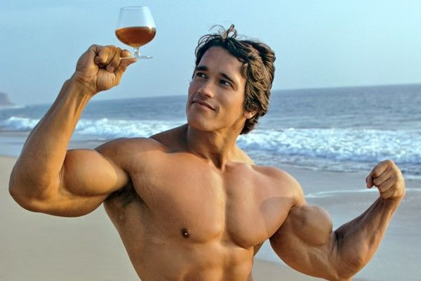 алкоголь и гормон роста