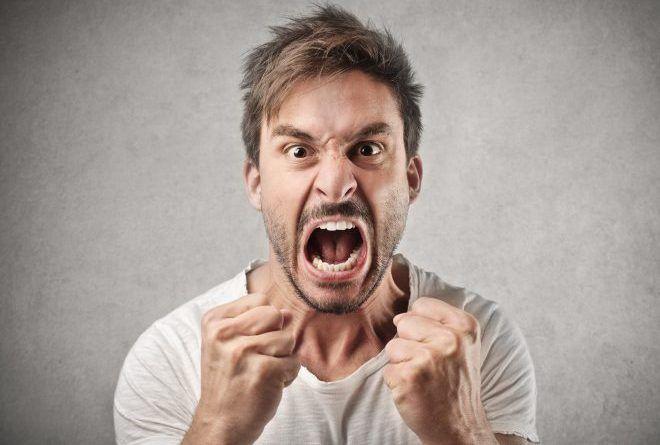 Агрессивность поведения