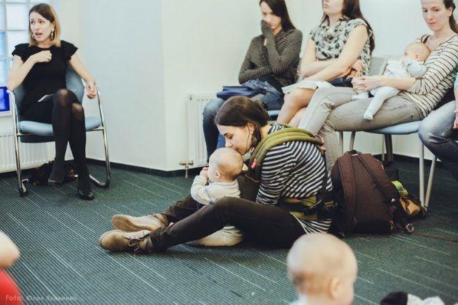 Форум молодых мам