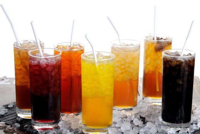 Газированные напитки добавляют вам лишний вес