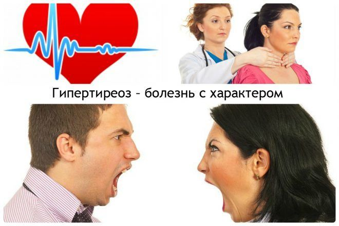 Гипертериоз
