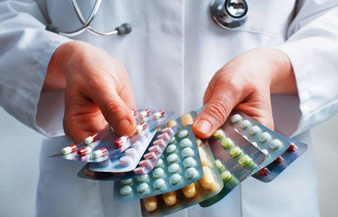 Гормоны можно заменить обычным препаратом