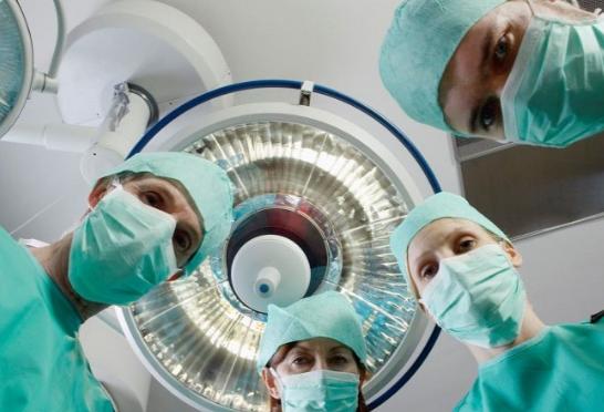 Хирургический способ лечения мастопатии
