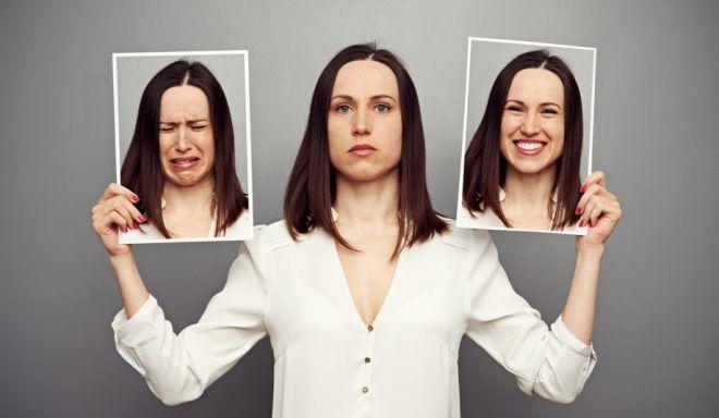Изменчивое женское настроение