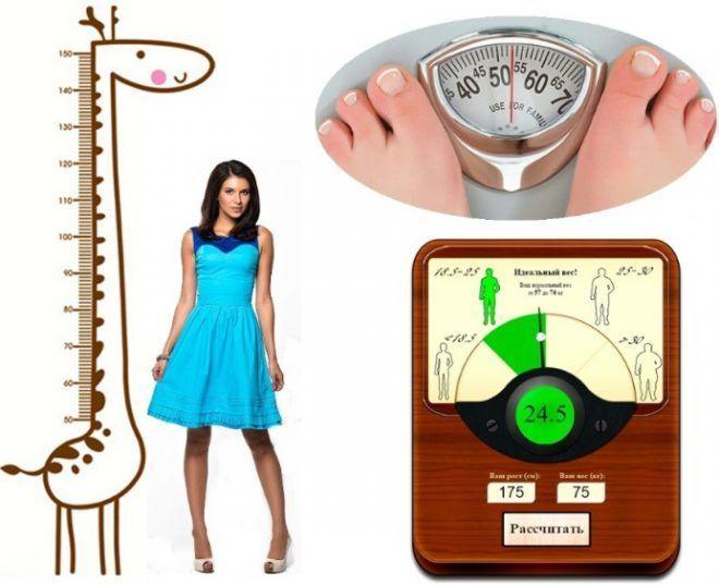 Как рассчитать индекс массы тела для женщин