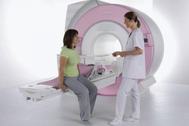 Магнитно-резонансная томография матки
