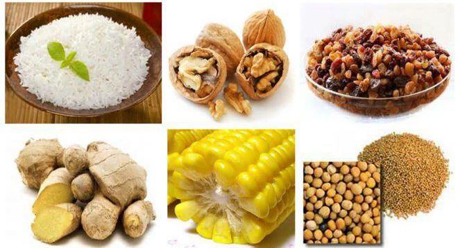 Мелатонин в продуктах питания