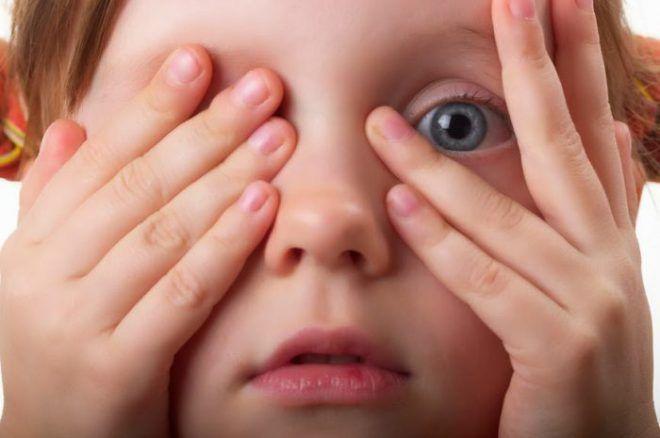 Нервные срывы у детей