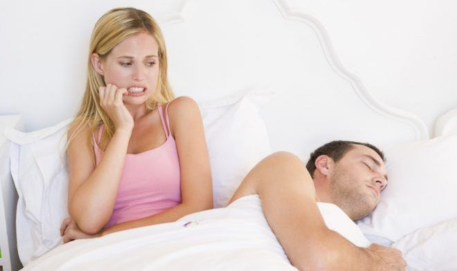 Неудовлетворенность в сексуальной жизни