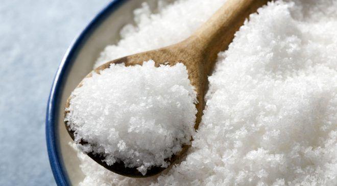 Пищевая йодированная соль