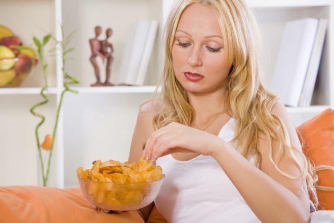 Плохое усвоение пищи