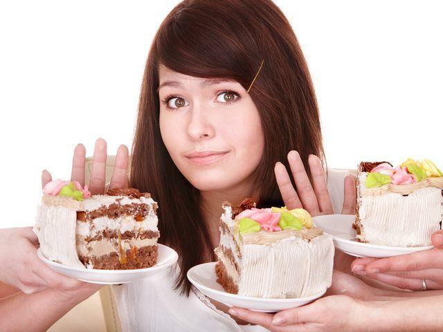 Полное исключение сладостей