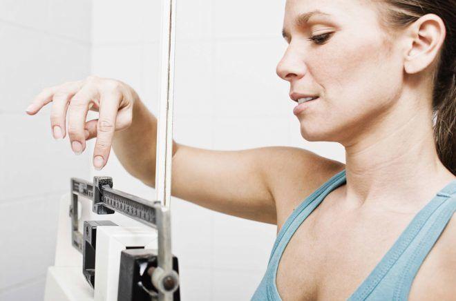 Появление лишних килограмм из-за снижения уровня тестостерона