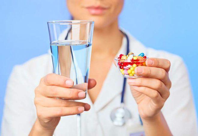 Правильный прием таблеток