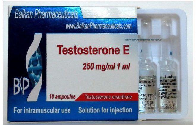 Препараты тестостерона пролонгированного действия