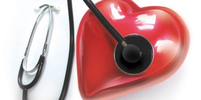 При заболеваниях сердца