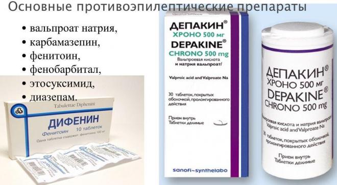 Противоэпилептические