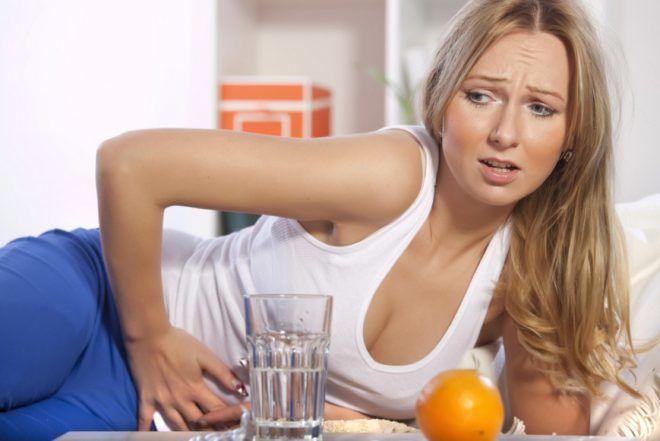 Расстройство пищеварения