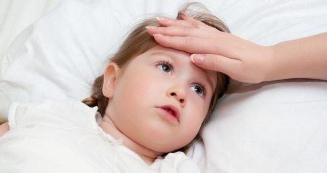 Развитие зоба у ребенка
