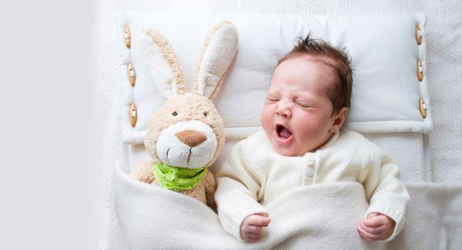 Ребенка постоянно клонит в сон
