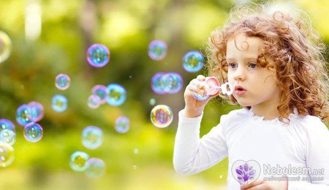 Ребёнок достигает 2-3-летнего возраста