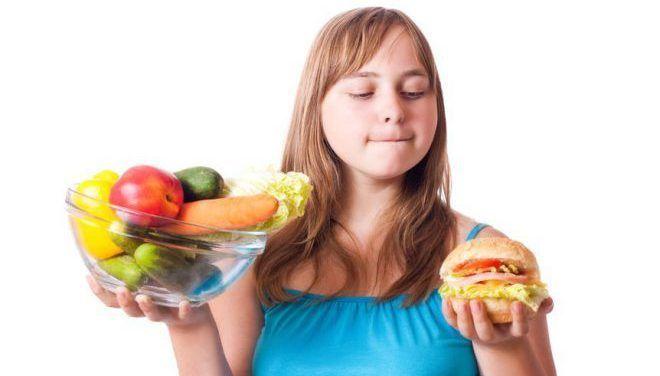 Рекомендуемая диета при наличии гормонального сбоя